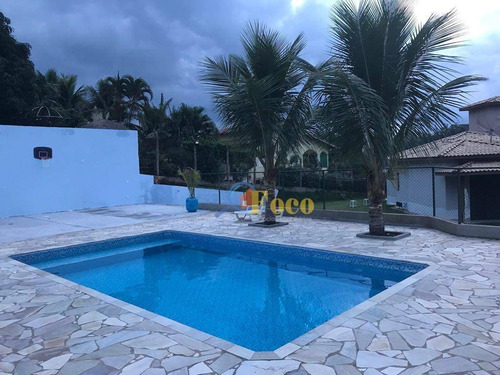 Chácara Com 3 Dormitórios À Venda, 1000 M² Por R$ 890.000,00 - Condomínio Cachoeiras Do Imaratá - Itatiba/sp - Ch0192