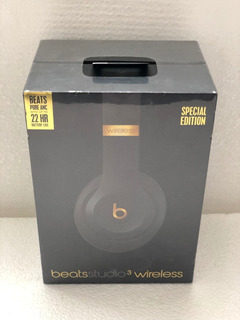 Audifonos Beats Studio 3 Wireless Nuevos En Caja W1 Chip