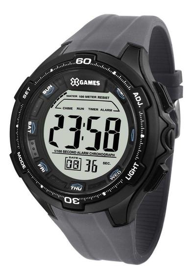 Relógio Masculino X-games Digital Xmppd466-bxqx - Cinza