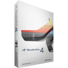 Presonus Studio One 4 Professional Windows E Mac Completo
