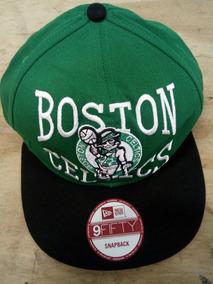 New Era Boston Celtics Snapback
