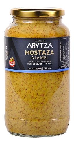 Mostaza Gourmet Arytza A La Miel 850g. - Sin Tacc