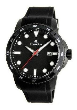 Relógio Champion Aço Silicone Masculino Ca31686p