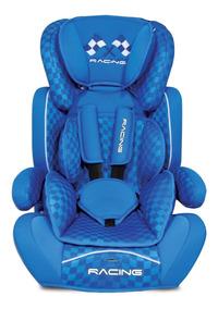 Cadeirinha Cadeira De Carro Maxi Baby Racing Blue 9 A 36kg