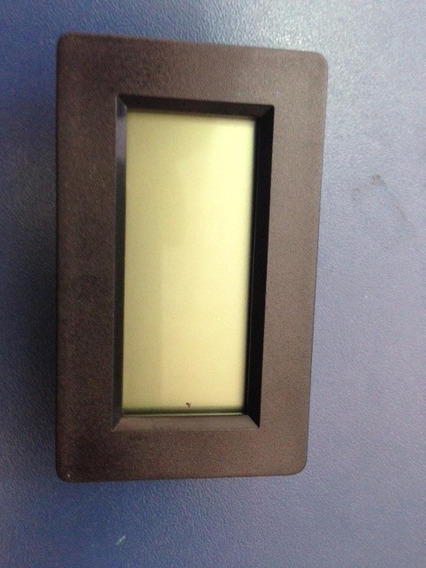 2 Lcd Display Digital Painel Voltimetro Pm438