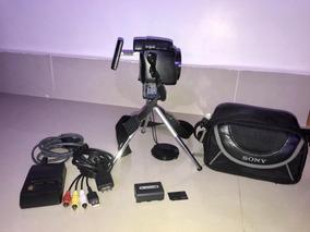 Câmera Sony Dsc Hx1 Semiprofissional 9.1 Megapixels