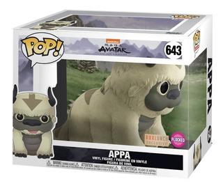 Funko Pop Avatar Appa Flocked Box Lunch Exclusive