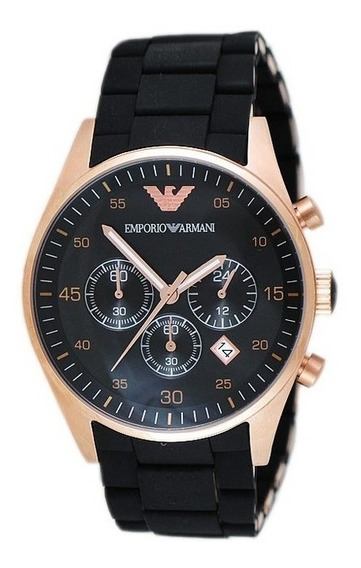 Relógio Emporio Armani Ar5905 12 X Sem Juros