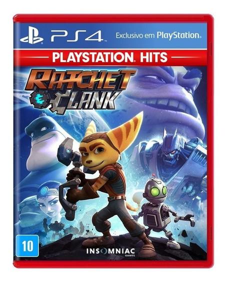 Ratchet & Clank Ps4 Mídia Física Em Português