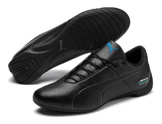 Tenis Puma Mercedes Benz Future Cat Negros