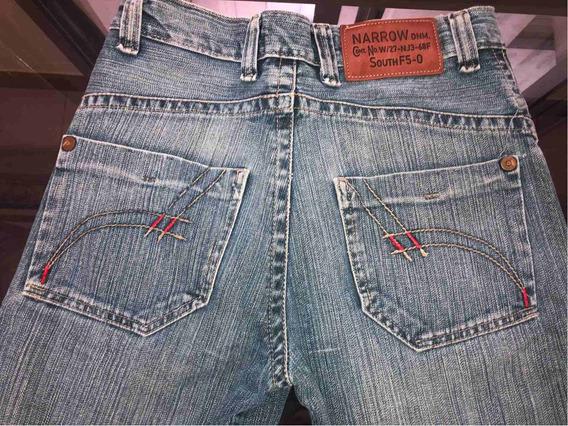 Líquido Combo De 3 Jeans (narrow, Bross Y Quickslash)