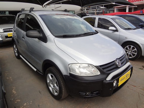 Volkswagen Crossfox 1.6 Mi Flex 8v 4p Manual 2005