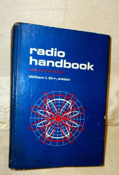 Livro Radio Handbook William I. Orr Raro 1978