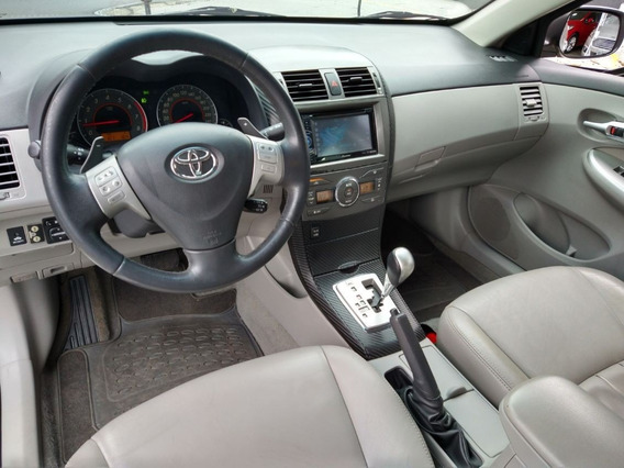 Toyota Corolla 2.0 Xei Top Blindado Impecavel 2012