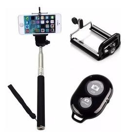 Pau De Selfie Bastão Extensor Bluetooth Para Celular Barato