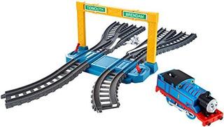 Vías Del Tren,juguete Fisher-price Thomas