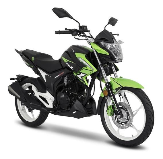 Moto Italika 150 Z Verde