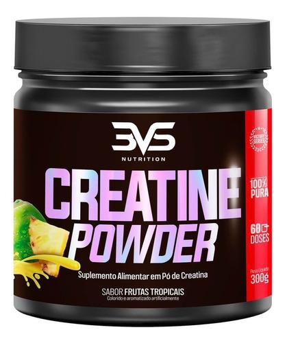 Imagem 1 de 6 de Creatina Powder Saborizada 300g - 3vs Nutrition