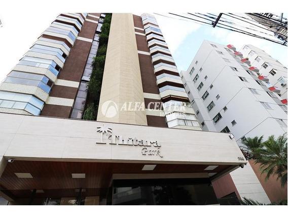 Apartamento Com 4 Dormitórios À Venda, 188 M² Por R$ 730.000,00 - Setor Oeste - Goiânia/go - Ap1201