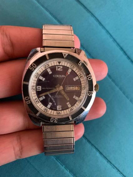 Reloj Cordura 17 Jewels Automatico Swiss Made