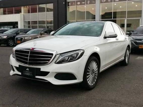 Mercedes Benz C200 Exclusive At Automatica Sec 2016 309
