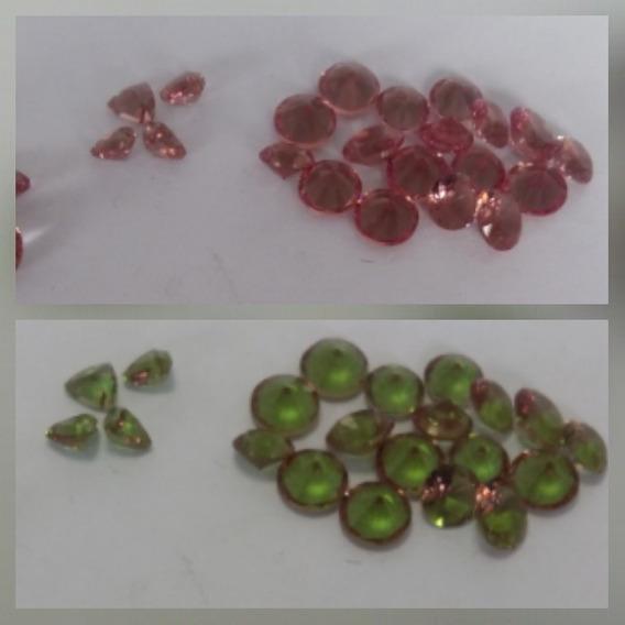 Zultanita Lote De 10 Piedras