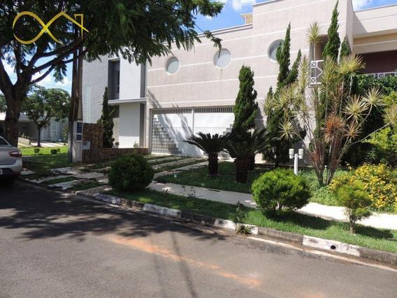 Casa Com 4 Dormitórios À Venda, 500 M² - Condomínio Campos Do Conde - Paulínia/sp - Ca1869