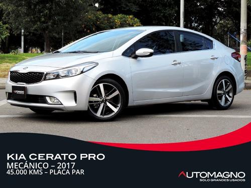 Kia Cerato Pro 1.6l Mt 2017