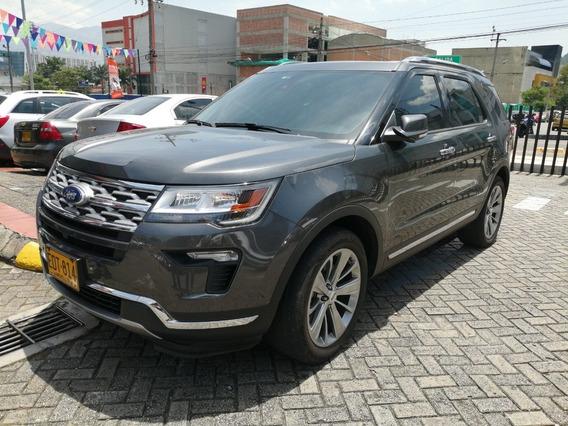 Ford Explorer Como Nueva