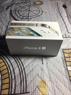 Caixa Vazia iPhone 4s