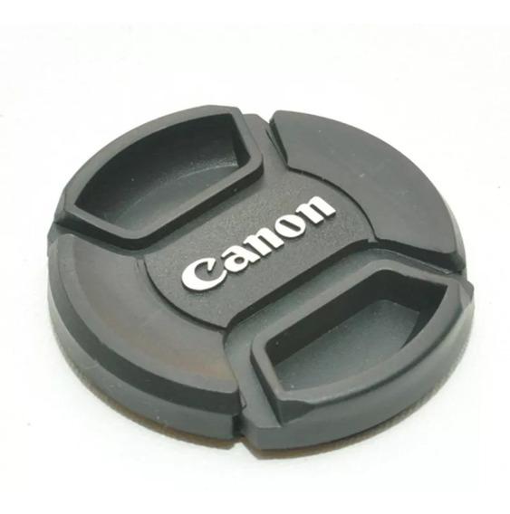 Tampa Da Frente Da Lente Canon 58mm Diametro Pronta Entrega