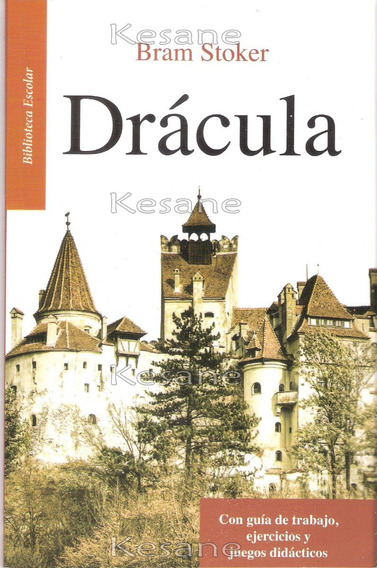 Drácula / Bram Soker / Libros Juveniles Niños Cuentos Terror