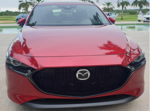 Mazda 3 Grand  Touring  Lx  Hb At Rojo Diamante