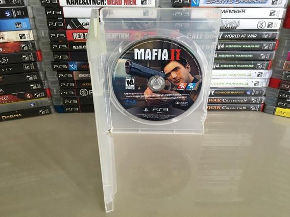 Mafia 2 Ps3 - Semi Novo - Original - Dvd