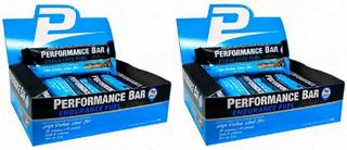 Barra Energética Performance Nutrition Bar 2 Caixas De 12und
