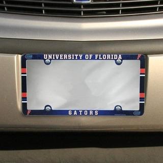 Matrícula Ncaa Con Marco A Todo Color, Florida Gators