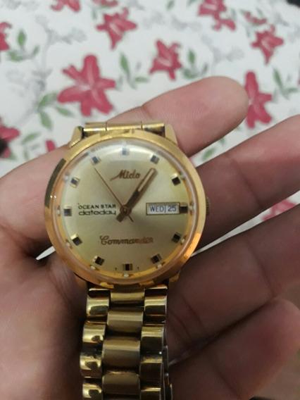 Relógio Mido Automático ( Ocean Star)