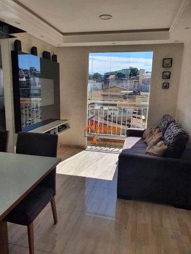 Imagem 1 de 30 de Apartamento À Venda, 50 M² Por R$ 286.000,00 - Jardim Rossi - Guarulhos/sp - Ap2765