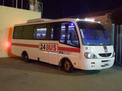 Alquiler De Minibus Combis Bus Y Micros 24bus