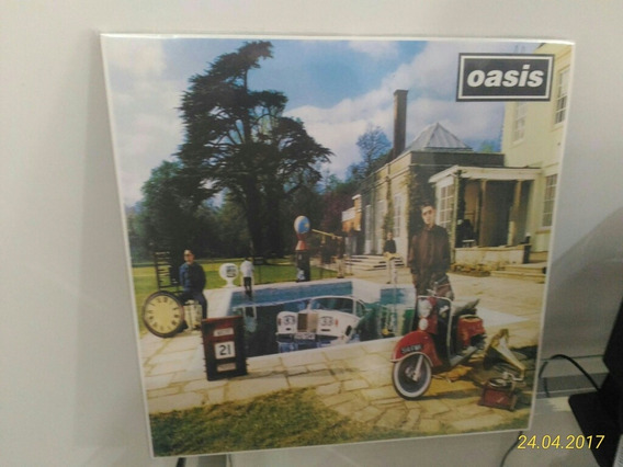 Oasis Be Here Now Lp Importado 180g