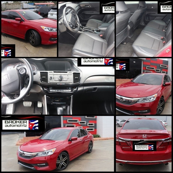 Honda Accord Sport Americano