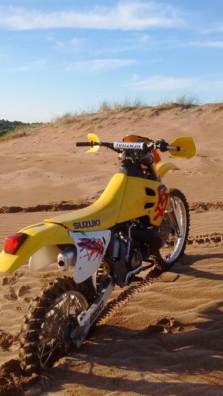 Suzuki Rm 250 X De Fabrica Muy Poco Uso