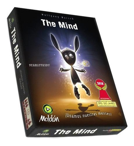 The Mind Juego De Mesa Maldon Scarlet Kids