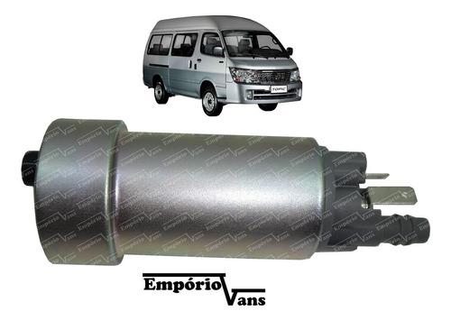 Imagem 1 de 7 de Bomba Eletrica Combustivel Refil Topic Jinbei