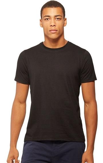 Camiseta Básica Preto - Basicamente By Malwee