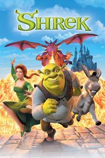 Pelicula Dvd Original, Shrek 1, 2 Y 3 La Serie (3 Dvd´s)