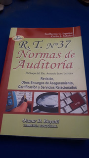 Rt 37 Normas De Auditoria - G.español/subelet