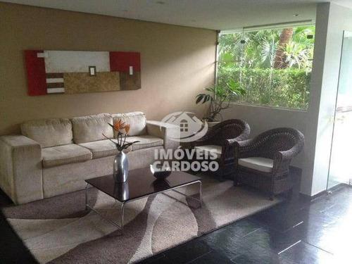 Imagem 1 de 19 de Apartamento Com 3 Dormitórios À Venda, 92 M² Por R$ 700.000 - Alto Da Lapa - São Paulo/sp - Ap0402