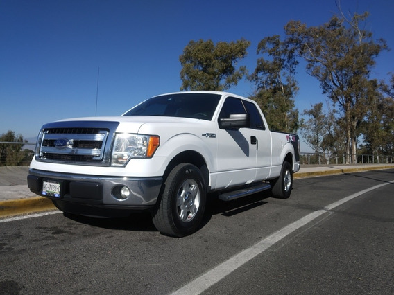 Ford Lobo 5.0l Xlt Cabina Doble 4x2 Mt 2014