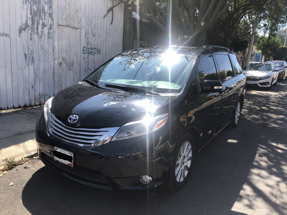 Toyota Sienna Limited 2015 - Impecable!!!!!